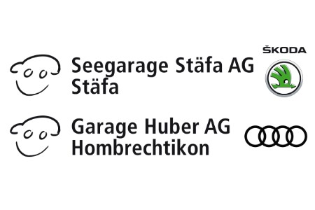 Seegarage Stäfa AG / Garage Huber AG Marc Urio Mark Eichenberger &